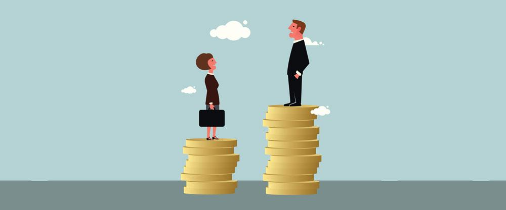 the wage gap between men and 10102018 find data on the wage gap, the unequal earnings ratio between white men and women and white men and womena and men of color.